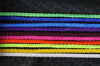 "1/4""x 24""  Nylon Runners"